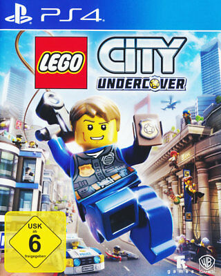 Lego City Undercover (Playstation 4 - NEU)