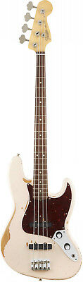 Fender Flea Jazz Bass - 4-Saiter Signature E-Bass inkl. Gigbag