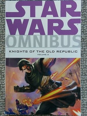 Star Wars Omnibus Knights of the Old Republic Volume 3 Dark Horse