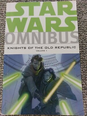 Star Wars Omnibus Knights of the Old Republic Volume 1 Dark Horse