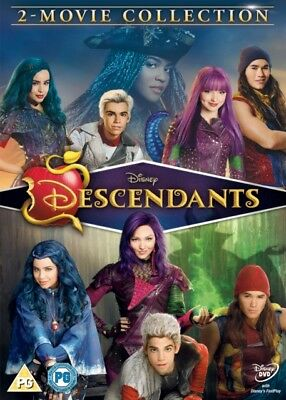 Descendants: 2-movie Collection (DVD, 2017) *NEW/SEALED* FREE P&p