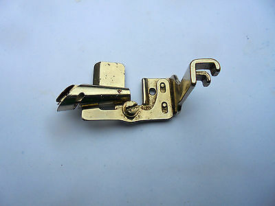 Vintage Singer Sewing Machine Binder Foot Attachment Simanco 121464