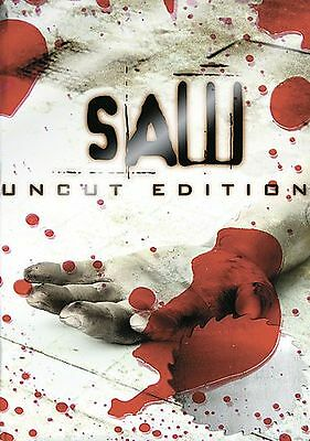 Saw ii unrated [two-disc special edition] $3. 40 | picclick.