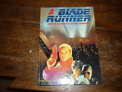Bd Eo 1982 Blade Runner Par Williamson Goodwin Cote 12 E