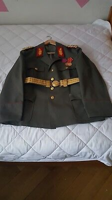 NVA MfS General Uniform JACKE