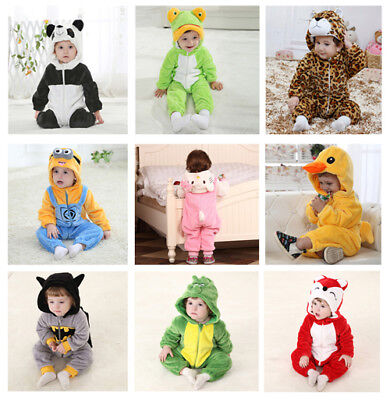 Infant Baby Anime Cosplay Newborn Toddlers Girl Boy Clothing Halloween Costume