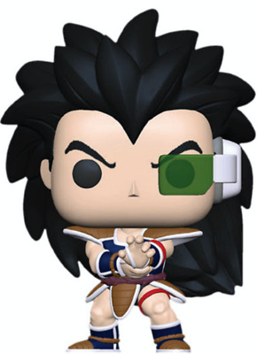 Funko POP! Dragon Ball Z S6: Radditz