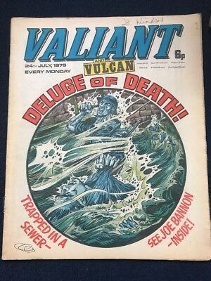 Valiant And Vulcan 24th July 1976