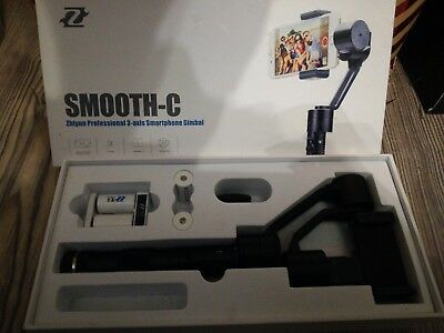 Zhiyun Smooth-C 3-axis Handheld Gimbal Stabilizer for Smartphones