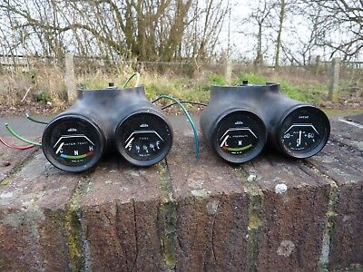 ROVER P5B Coupe Nacelles and auxiliary gauges.
