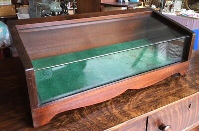 Antique A Stein & Company Counter Top Garters Store Display Case