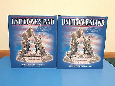 United We Stand Commemorative Collectible 2001 - (Two)