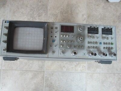 HP  8754A 4-1300MHz  Network Analyzer Hewlett Packard