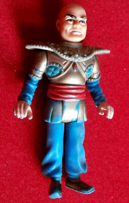 THUNDERBIRDS - THE HOOD - 3.5 inches - poseable - MATCHBOX 1992