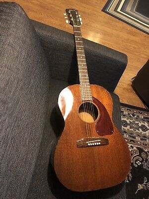 1966 Gibson LGO Acoustic Guitar.