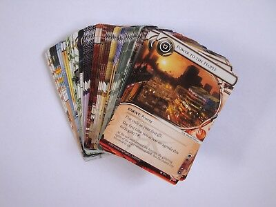 The Universe of Tomorrow - SanSan Cycle - Data Pack - Android Netrunner - LCG