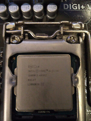 Intel i5 3570K ATX Combo (CPU, Motherboard and 16GB RAM) [Ideal 1st PC!!]