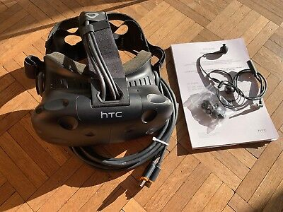 HTC Vive VR Headset (3 Of 3)