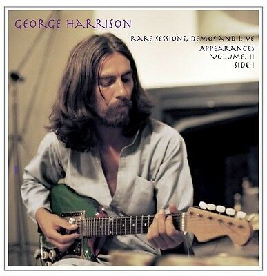 George Harrison Rare Sessions, Demos and Live Appearances 2 CD Set