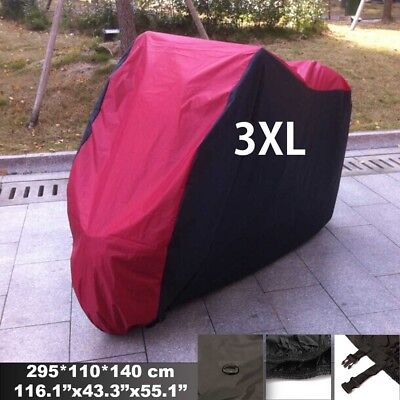 XXL 190T Motorcycle Cover For Kawasaki Vulcan Voyager Classic Vaquero Nomad 1700