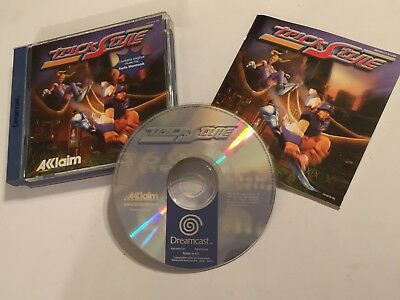 Sega Dreamcast Game Trick Style +Box & Instructions Complete Pal Gwo