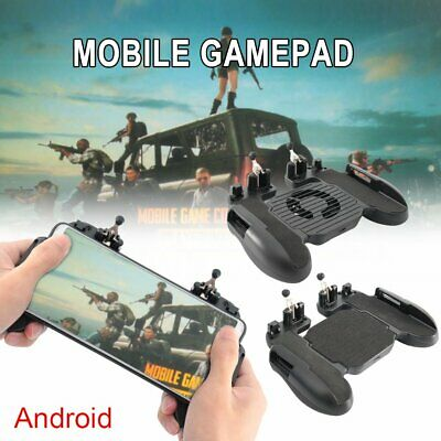GAMING GRIP PUBG Gamepad w/Cooling Fan Controller for