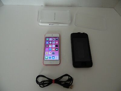 Apple iPod touch 6th Generation Pink (16 GB) Barely used