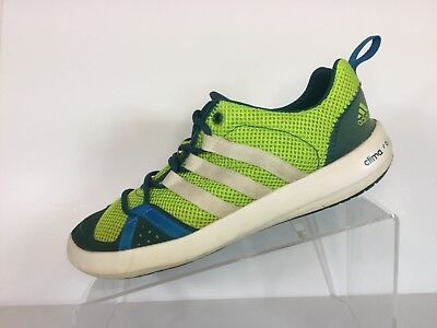 pretty nice 75cae 24fea Adidas Mens ClimaCool Boat Lace Hiking Casual Shoes Mens Size 8