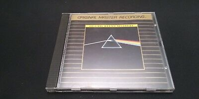 The Dark Side of the Moon by Pink Floyd CD, MFSL Ultradisc Gold Disc NR
