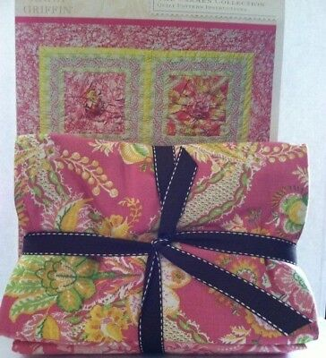 Anna Griffin CARMEN Quilt Kit  Limited & OOP
