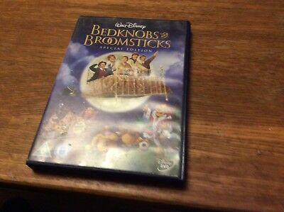 Walt Disney Bedknobs And Broomsticks (DVD, 2009) Special Edition