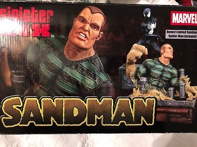 Marvel Sandman Sinister Six Statue, Diamond Select Toys, 310/2500
