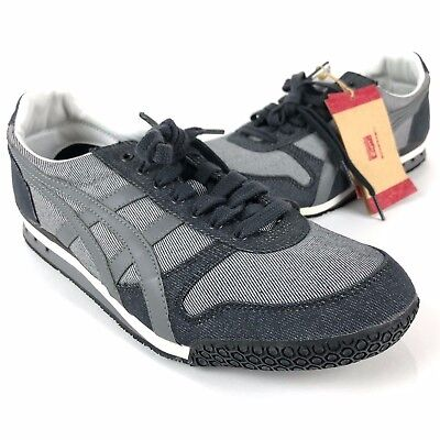 hot sale online 99d67 b029d NEW ONITSUKA ASICS Tiger Ultimate 81 Mens Running Athletic Shoes Size 9  Denim