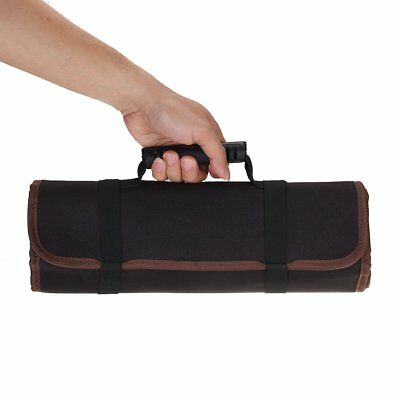 14 POCKET Chef Knife Bag Roll Bag Carry Case Kitchen Bag Portable Storage Pouch