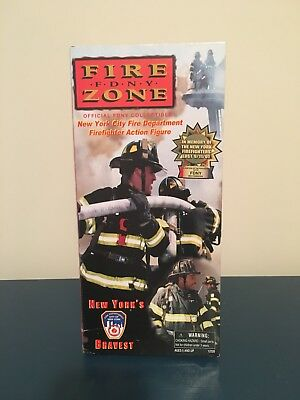 FDNY Firefighter Action Figure