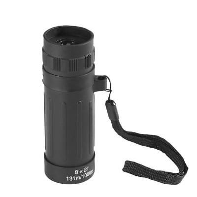 Compact Monocular Telescope Handy Scope for Sports Camping Hunting 8*21 BT