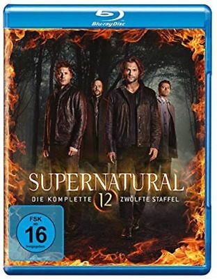 Supernatural - Staffel 12 - Blu-Ray Neu/OVP!