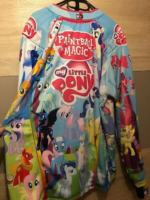 Paintball Jersey Limited Edition My Little Pony