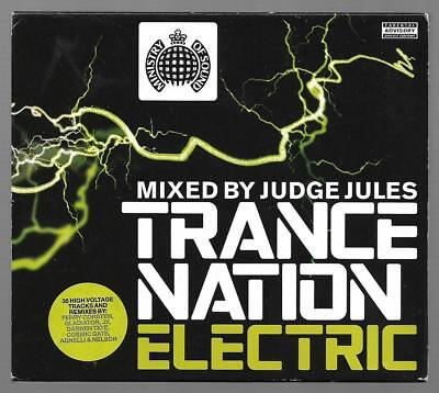 Ministry Of Sound - Trance Nation Electric (Double CD Album)