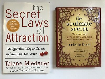 Relationship Book BUNDLE: The Soulmate Secret & The Secret Laws of Attraction