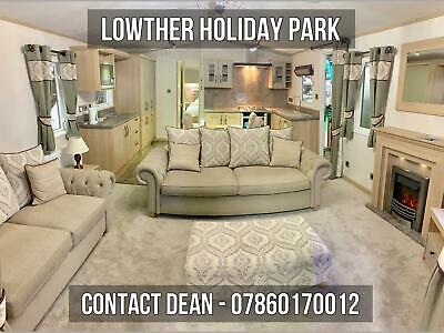 Static Single Lodge Holiday Home For Sale Lake District Cumbria Penrith Lowther
