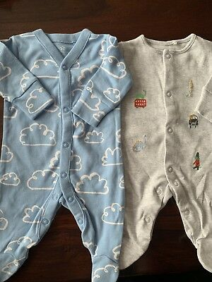Bundle Of First Size Baby Boy Clothes, Next, Mothercare, Others