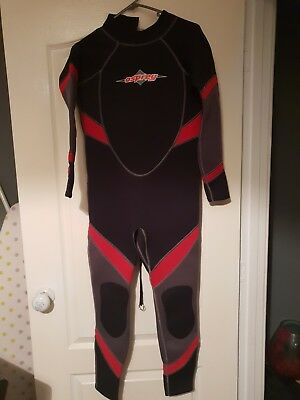womens wetsuit size 10