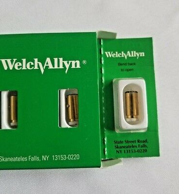 NEW WELCH ALLYN GENUINE 04900-U ONE REPLACEMENT BULB for 11720, 11730 and 11735