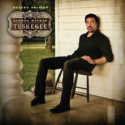 Tuskegee [CD/DVD] [Deluxe Edition] [Digipak] by Lionel Richie - New Sealed