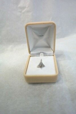 Magnifique Pin's Concorde Metal Air France  Neuf