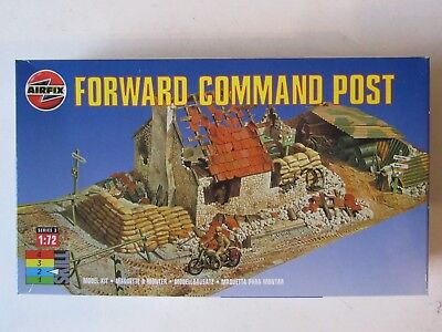 AIRFIX 03381 Forward Command Post in OVP 1/72