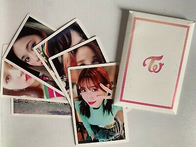 TWICE - 4th Mini Album Signal Pre Order Benefit OFFICIAL Photo Cards
