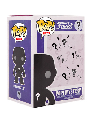 Funko Pop Mystery Box Randomly selected 1 summer convention exclusive & 2 common
