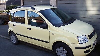 Fiat panda Dynamic Aircon 1.3 Multijet low miles cheap motoring ideal first car